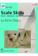 Kjos Scale Skills, Level 7
