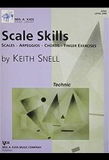 Kjos Scale Skills, Level 1