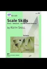 Kjos Scale Skills, Level 3Scales, Arpeggios, Chords, Finger Exercises