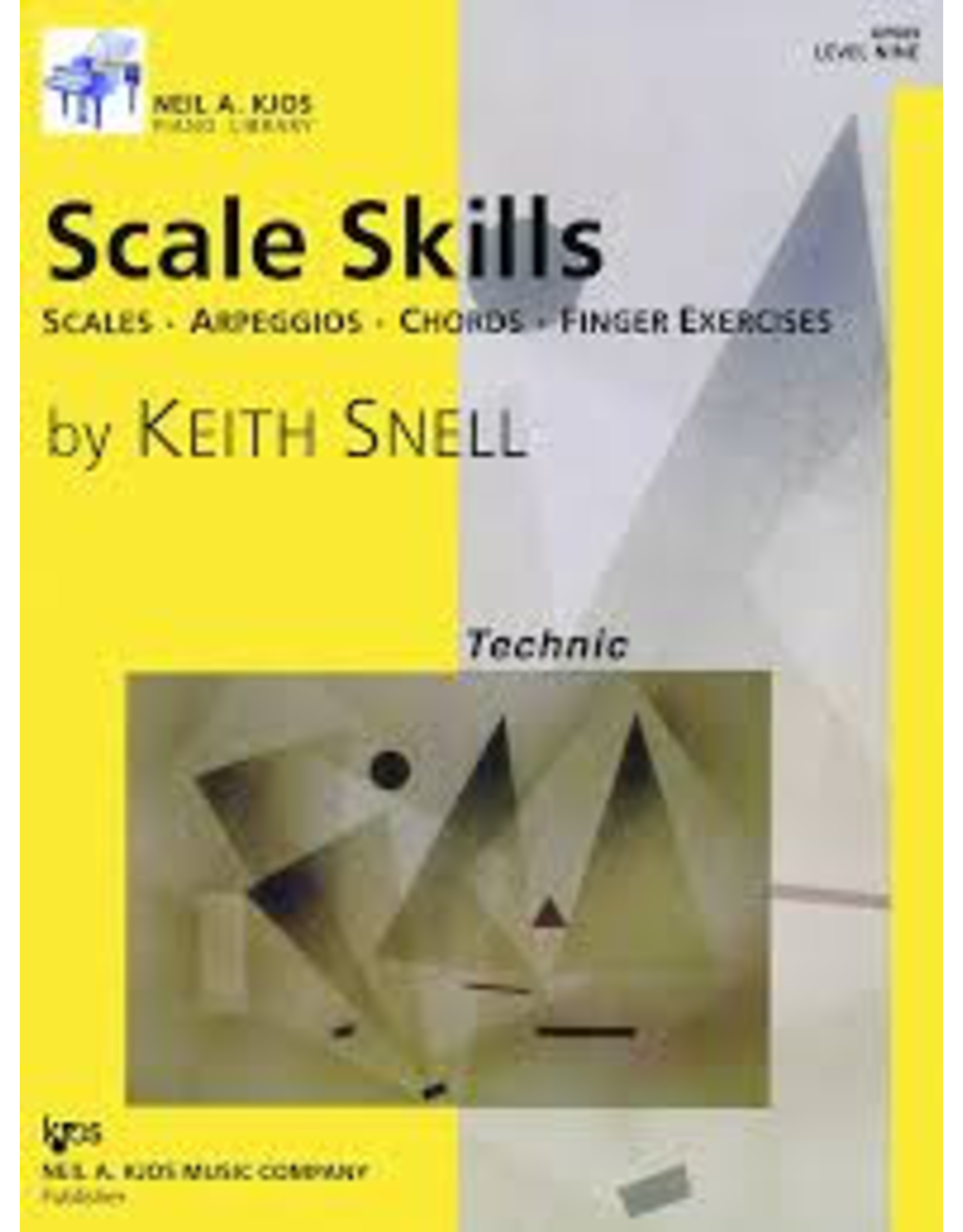 Kjos Scale Skills, Level 9