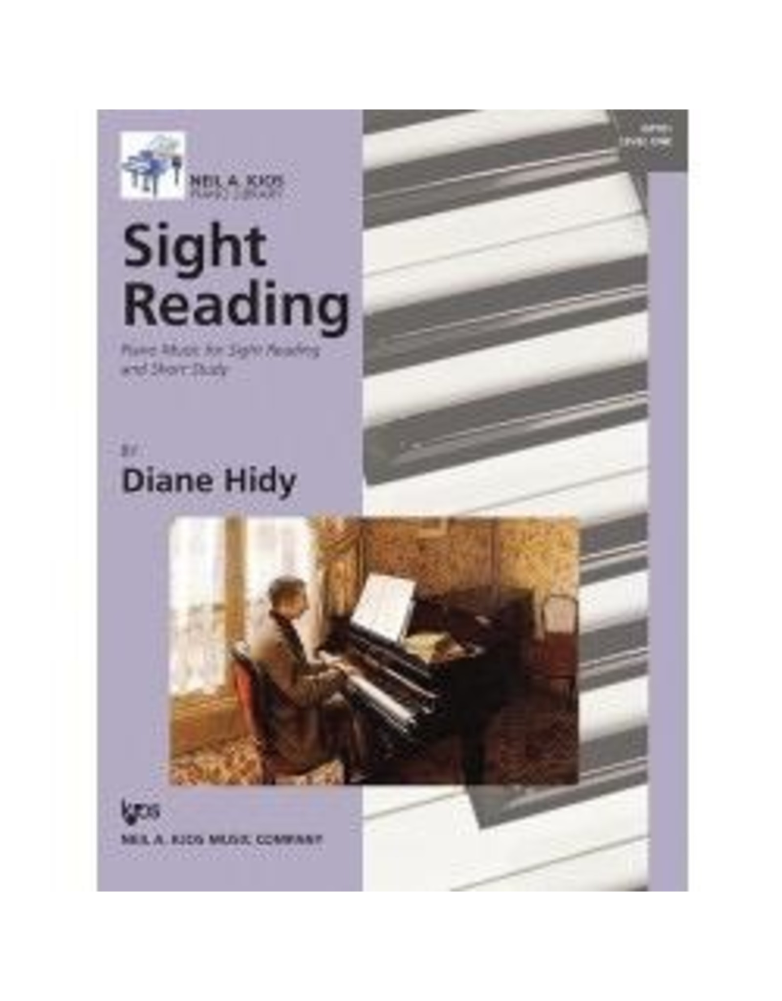 Kjos Sight Reading by Diane Hidy Level 1