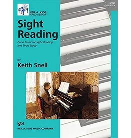 Kjos Sight Reading by Keith Snell Level 7