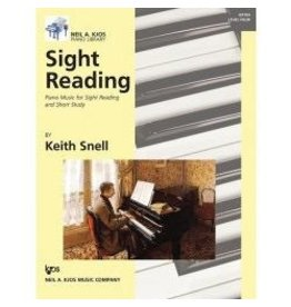 Kjos Sight Reading by Keith Snell Level 4