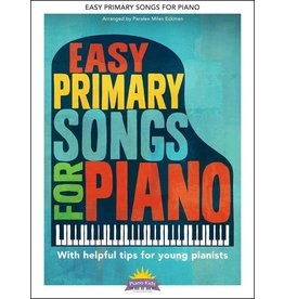 Jackman Music Easy Primary Songs for Piano