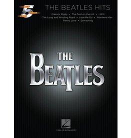 Hal Leonard Beatles Hits 5 Finger