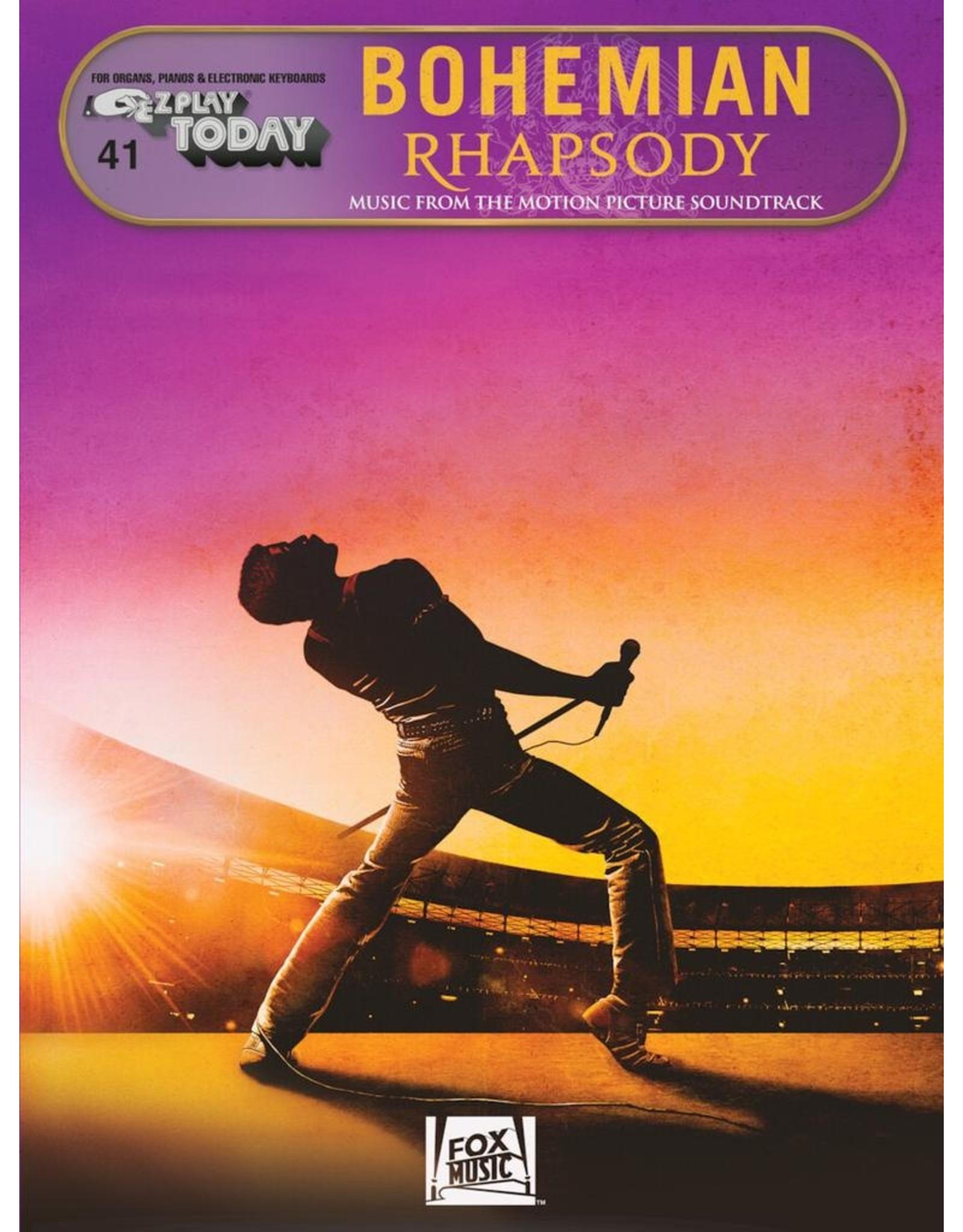 Hal Leonard Bohemian Rhapsody (Movie) E-Z Play Today