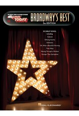 Hal Leonard Broadway's Best E-Z Play Today