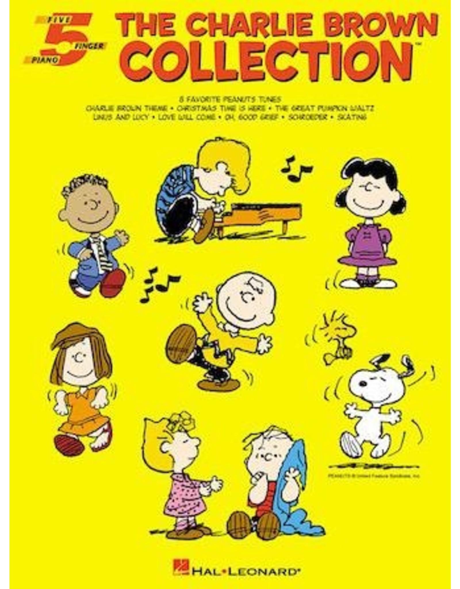 Hal Leonard Charlie Brown Collection 5 Finger