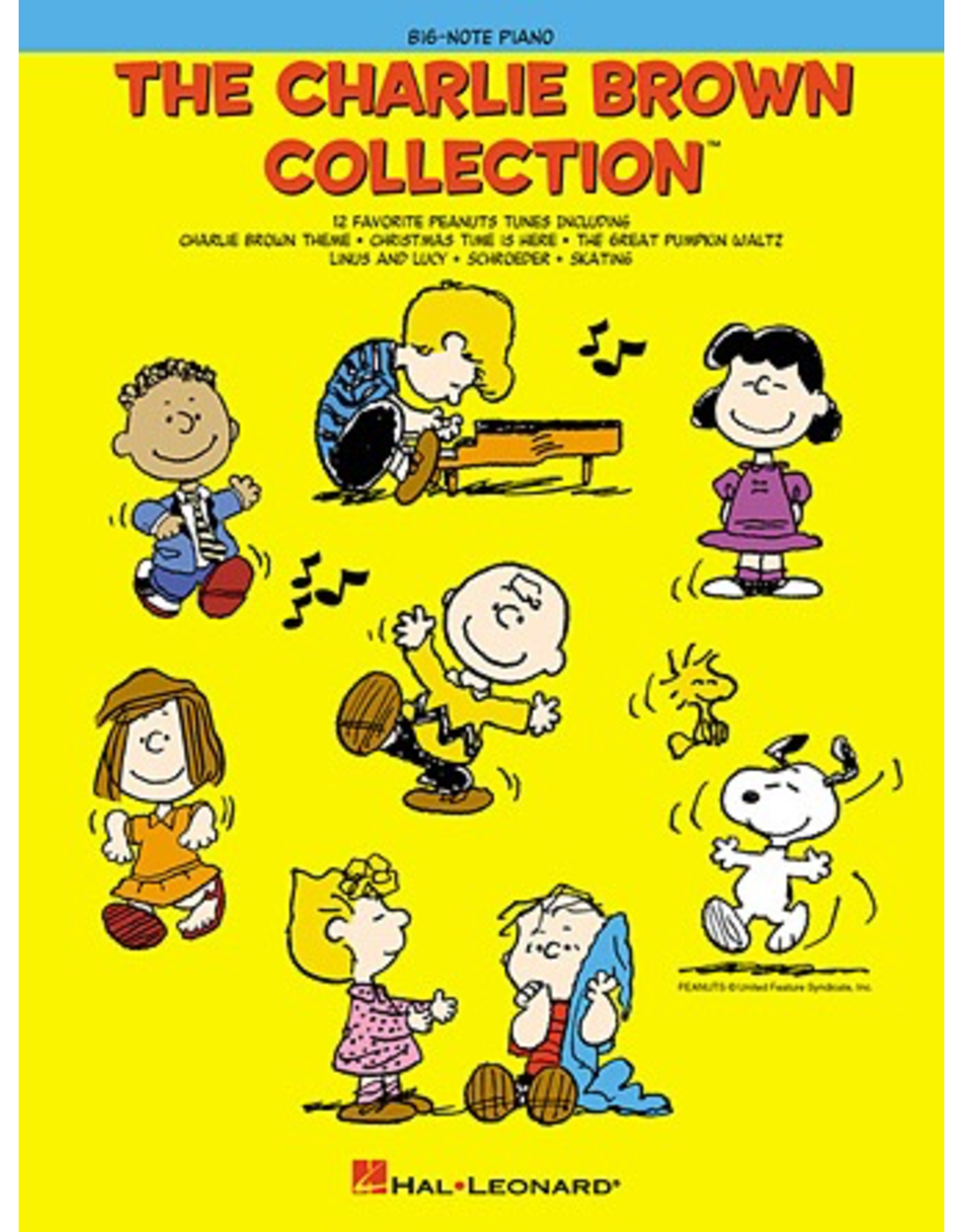 Hal Leonard Charlie Brown Collection - Big Note