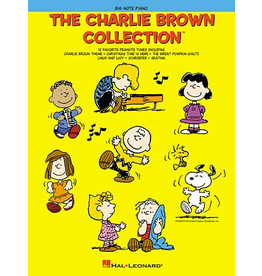 Hal Leonard Charlie Brown Collection - Big Note