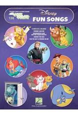 Hal Leonard Disney Fun Songs E-Z Play Today