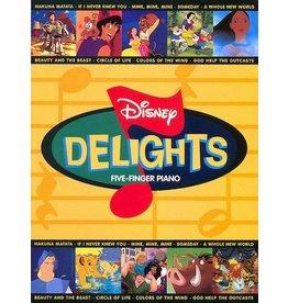 Hal Leonard Disney Delights 5 Finger
