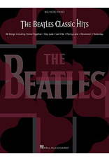 Hal Leonard The Beatles Classic Hits Big Note