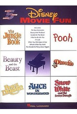 Hal Leonard Disney Movie Fun 5-Finger