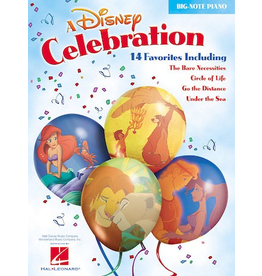 Hal Leonard A Disney Collection Big Note