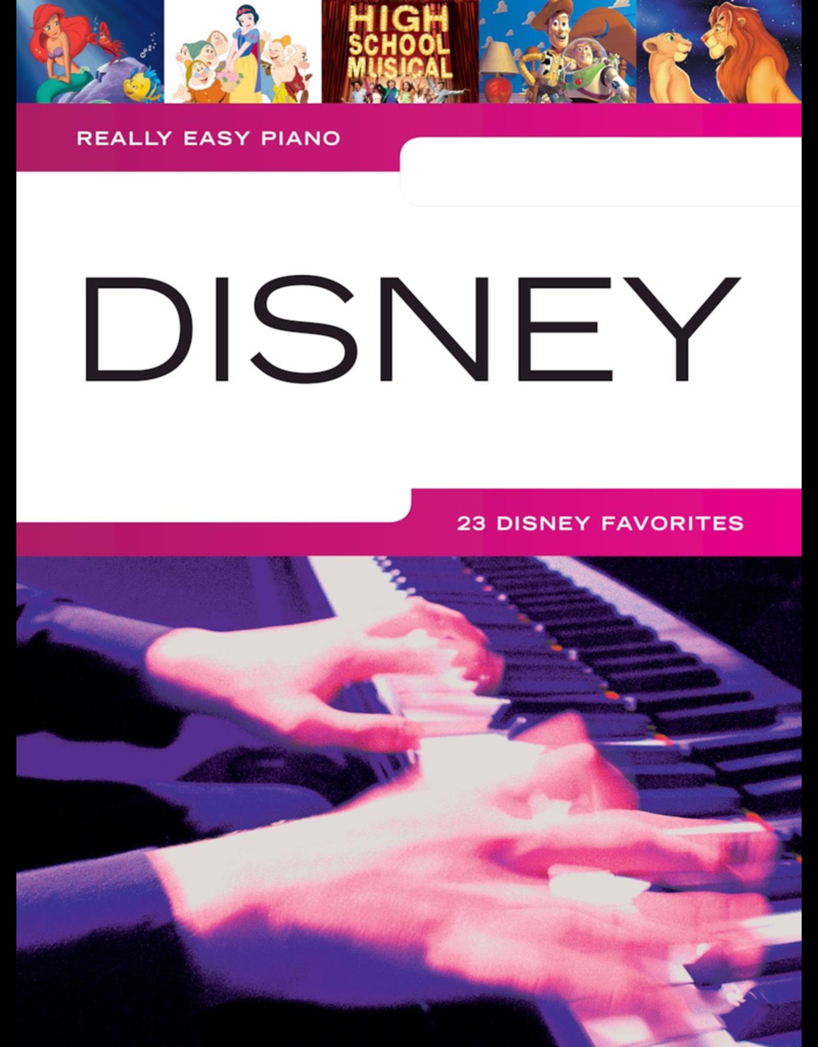 Hal Leonard Disney - Really Easy Piano