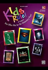 Alfred Kids Rule! 3rd Edition Arr. Dan Coates