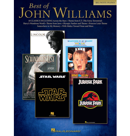Hal Leonard Best of John Williams  Big-Note