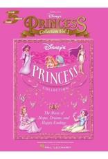 Hal Leonard Disney's Princess Collection, Volume 1 5-Finger