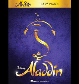 Hal Leonard Aladdin Broadway Musical Easy Piano