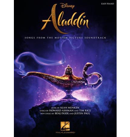 Hal Leonard Aladdin Songs from the Motion Picture Easy Piano