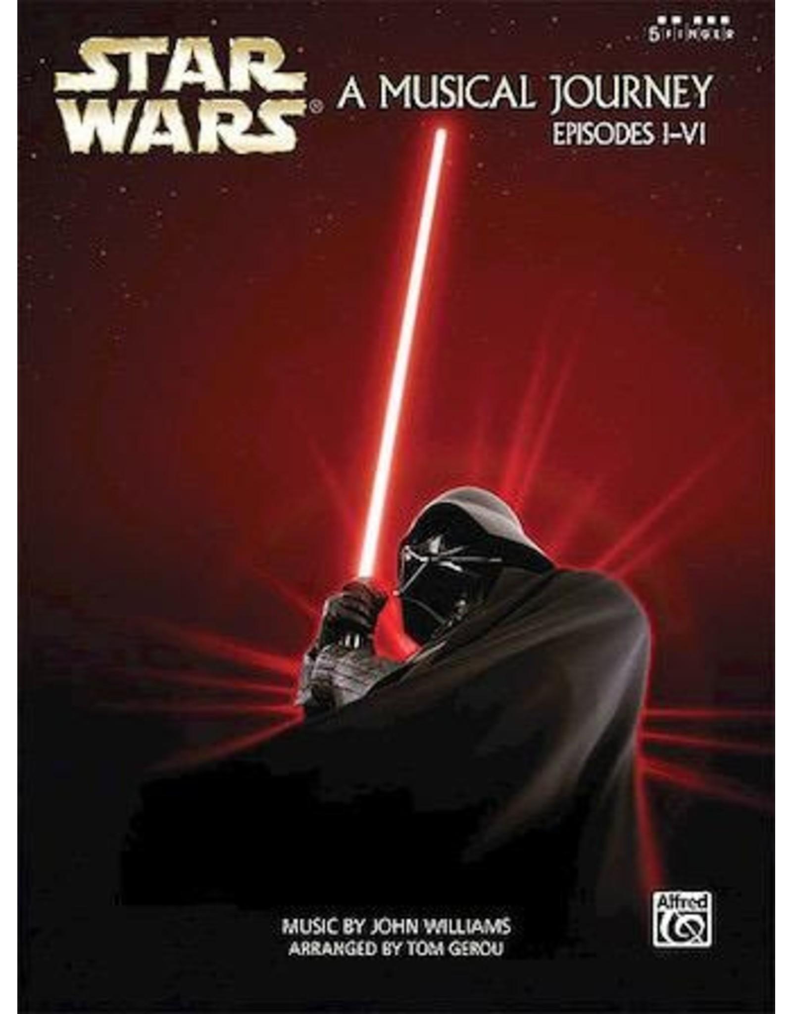 Hal Leonard Star Wars - A Musical Journey Episodes I-VI 5 Finger