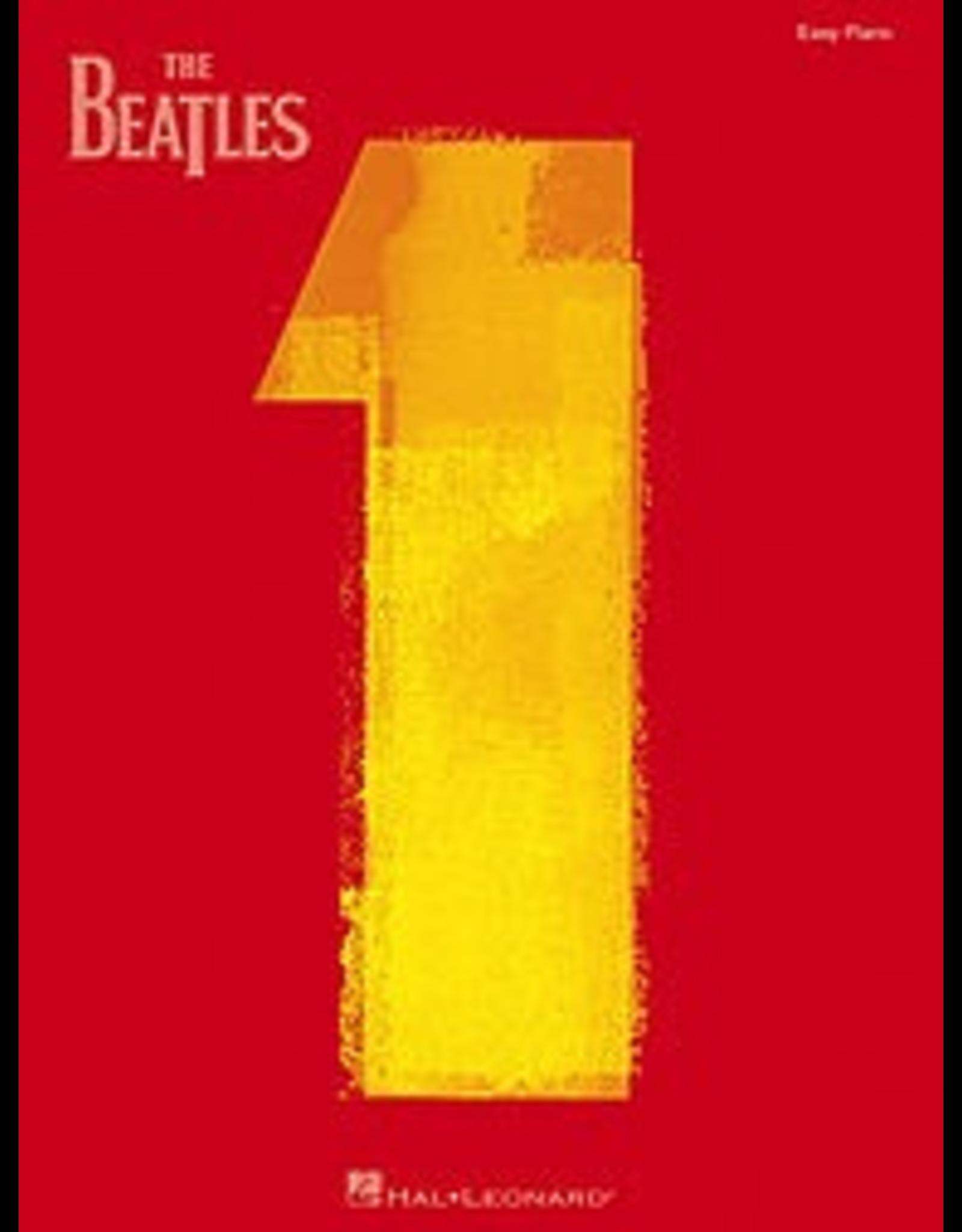 Hal Leonard The Beatles 1 -  Easy Piano