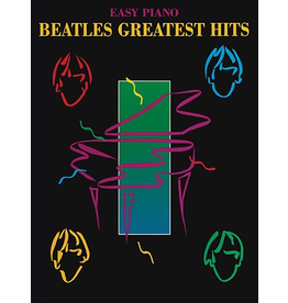 Hal Leonard Beatles Greatest Hits Easy Piano