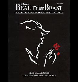 Hal Leonard Beauty and the Beast Easy Piano