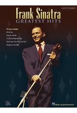Hal Leonard Frank Sinatra Greatest Hits Easy Piano