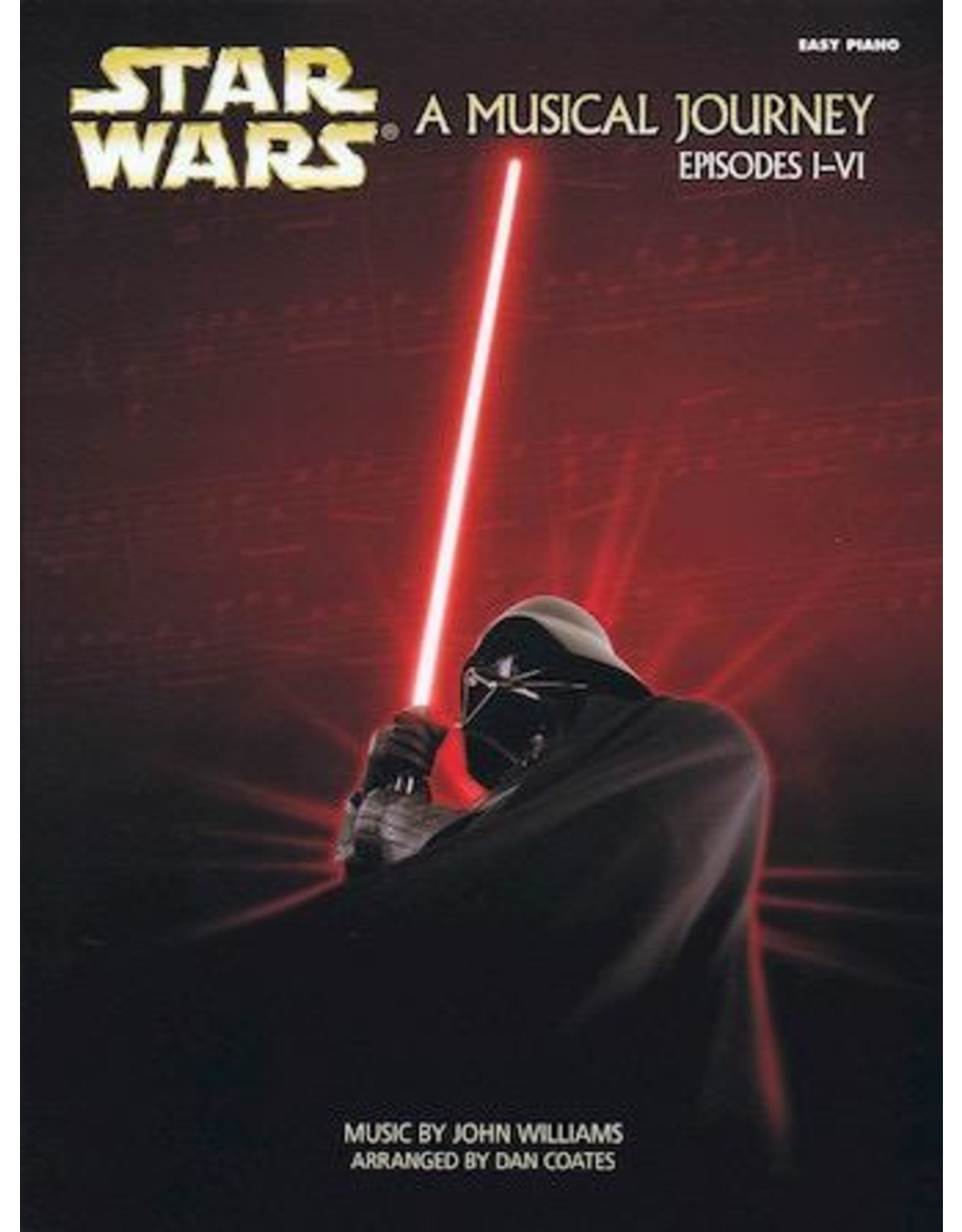Hal Leonard Star Wars A Musical Journey Easy Piano