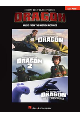 Hal Leonard How to Train Your Dragon Easy Piano