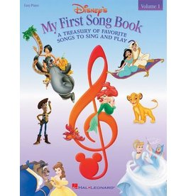 Hal Leonard Disney's My First Songbook Volume 1 Easy Piano