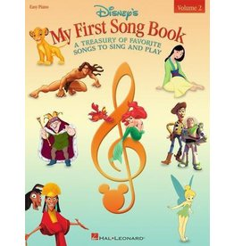 Hal Leonard Disney's My First Songbook Volume 2 Easy Piano