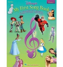 Hal Leonard Disney's My First Songbook Volume 4 Easy Piano