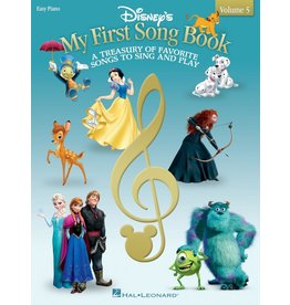 Hal Leonard Disney's My First Songbook Volume 5 Easy Piano