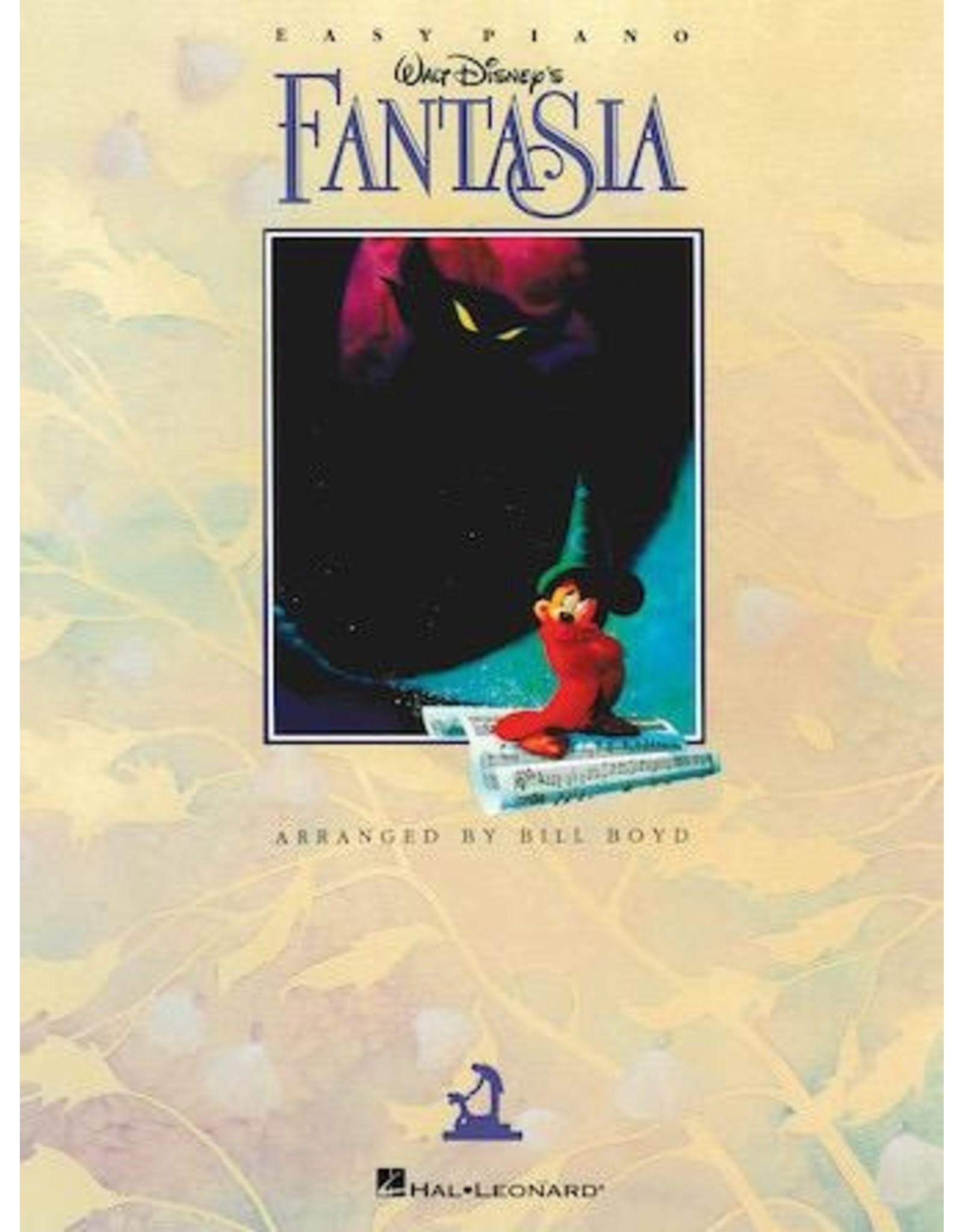 Hal Leonard Fantasia Easy Piano arr. Bill Boyd