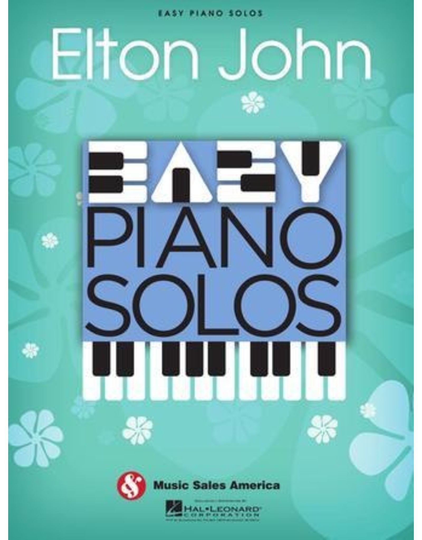 Hal Leonard Elton John Easy Piano