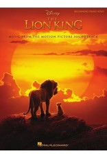 Hal Leonard Lion King Easy Piano (Disney Live Action Movie)