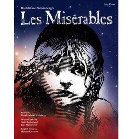 Hal Leonard Les Miserables Easy Piano