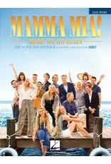 Hal Leonard Mamma Mia! Here We Go Again Movie Easy Piano