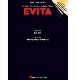 Hal Leonard Evita Musical Vocal Selections