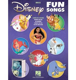 Hal Leonard Disney Fun Songs for Ukulele