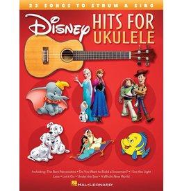 Hal Leonard Disney Hits for Ukulele - 23 Songs to Strum & Sing