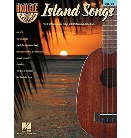 Hal Leonard Island Songs Ukulele Play Along