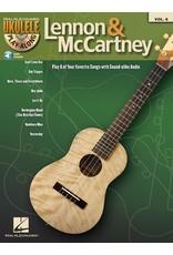 Hal Leonard Lennon and McCartney Ukulele Play-Along (Songs of the Beatles)