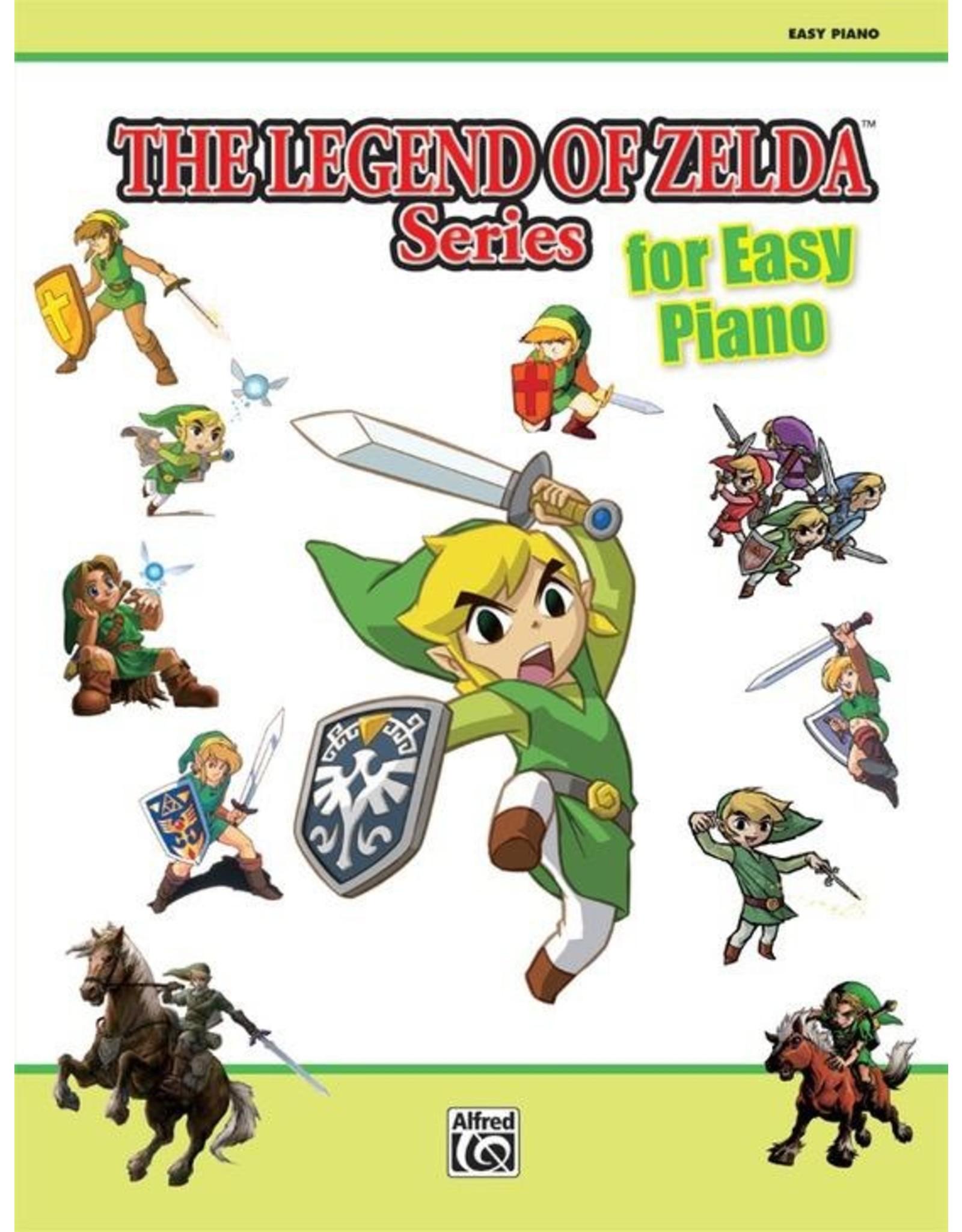 Alfred Legend of Zelda Easy Piano