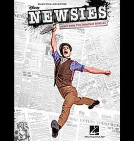 Hal Leonard Newsies the Broadway Musical