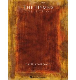 Hal Leonard Paul Cardall - Hymns Collection - 29 Hymn Arrangements