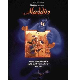 Hal Leonard Aladdin Animated Movie PVG